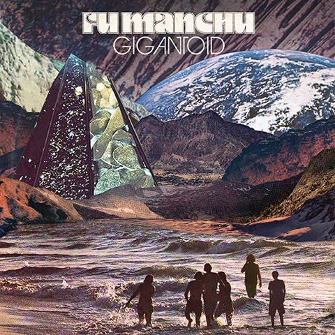 "FU MANCHU ""Gigantoid"" CD"